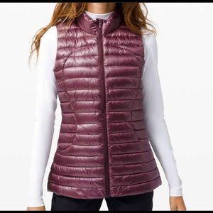 NEW Lululemon Pack it Down Vest
